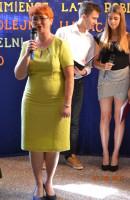 Przewodnicząca Rady Miejskiej w Bolkowie Pani Jolanta Majtczak